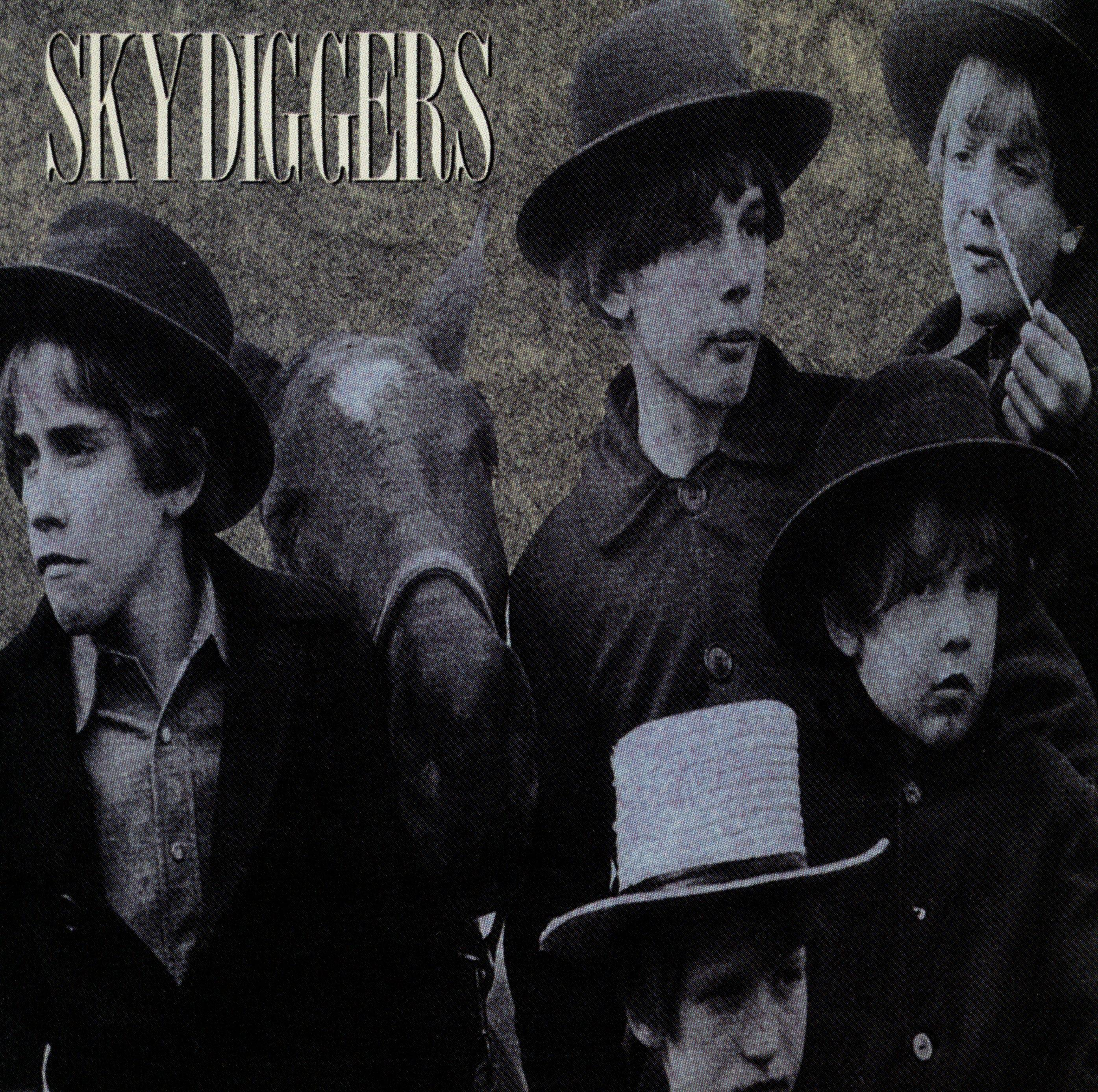 Skydiggers - Just Over This Mountain